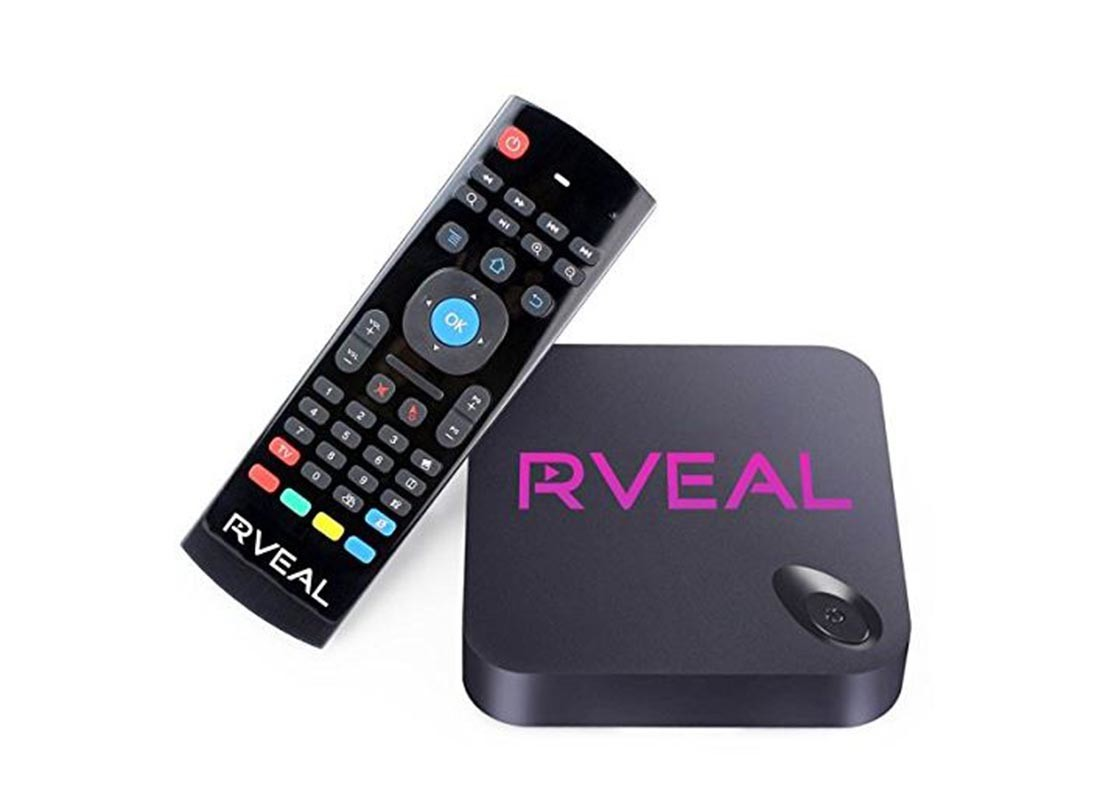 android tv box remote with headphone jack